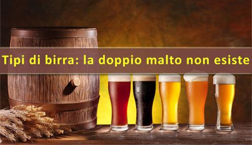 Birra doppio malto - Definizione e significato