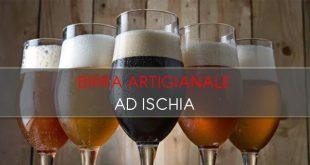 Birra artigianale ad Ischia