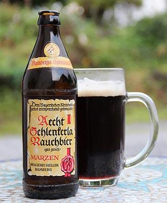 birra tedesca Rauchbier – Aecht Schlenkerla Rauchbier