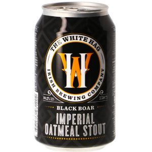 The White Hag - Black Boar - Imperial Oatmeal Stout