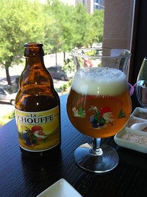 birra belga chouffe