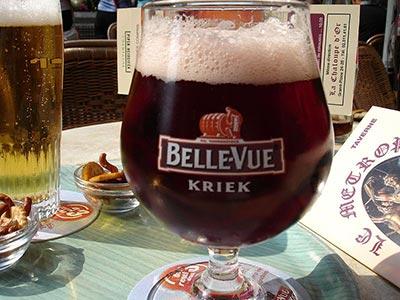 birra belga kriek