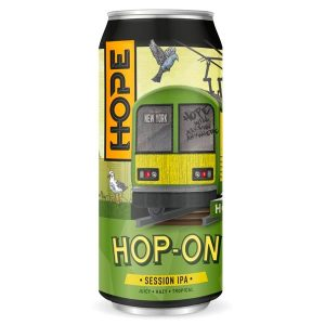Hope Beer Hop On Session IPA