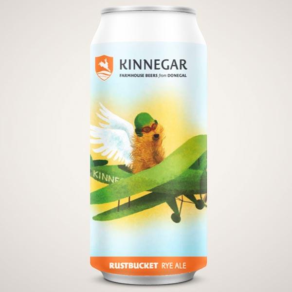 Kinnegar Rustbucket Rye Ale