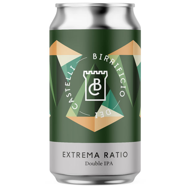 Birrificio dei Castelli Extrema ratio - Double IPA