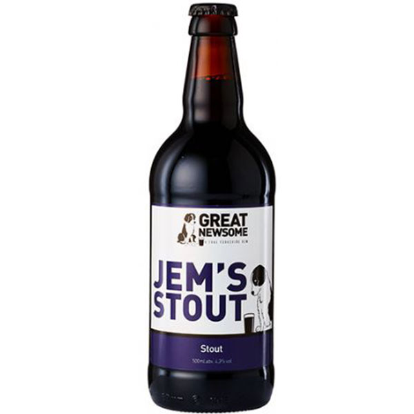 Great Newsome - Jem's Stout