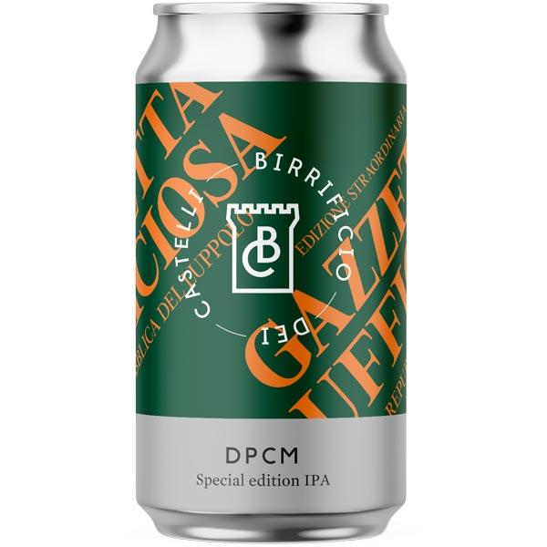 Birra DPCM - Birrificio dei Castelli